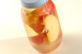 リンゴの天然酵母の作り方2