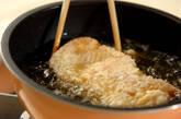 揚げ鶏のレモンソースの作り方8