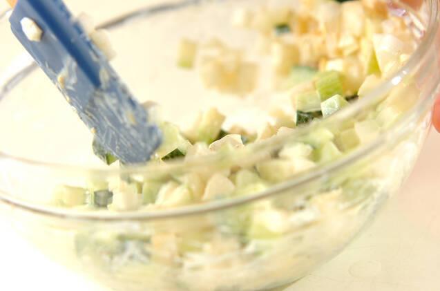 コロコロサラダの作り方の手順5