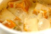 まろやかカボチャのミルク煮の作り方2
