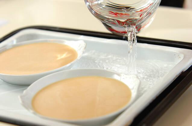 紅茶のブリュレの作り方の手順6