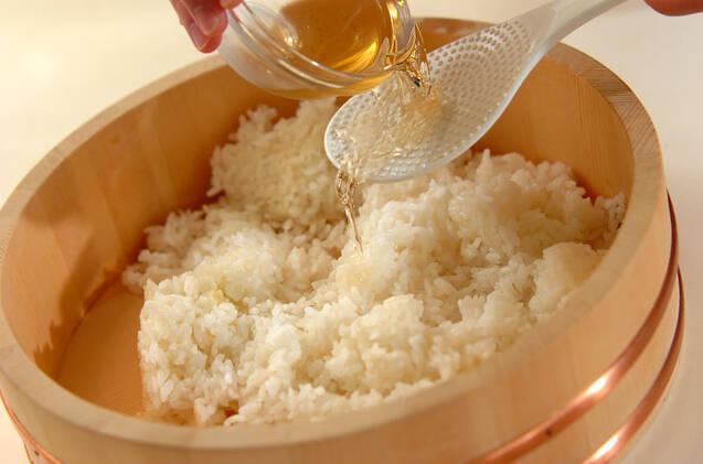 具だくさん稲荷寿司の作り方の手順7