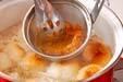 エノキと豆腐のみそ汁の作り方4