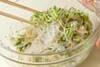 糸コンの酢の物の作り方の手順5