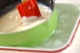 豆乳プリンの作り方2