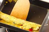 トマト入り卵焼きの作り方4