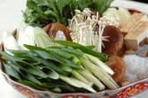 牛肉と鶏肉のすき焼きの作り方14
