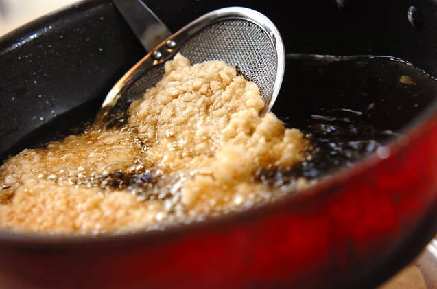 揚げご飯のあんかけの作り方の手順11