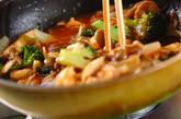 揚げご飯のあんかけの作り方3