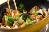 揚げご飯のあんかけの作り方2