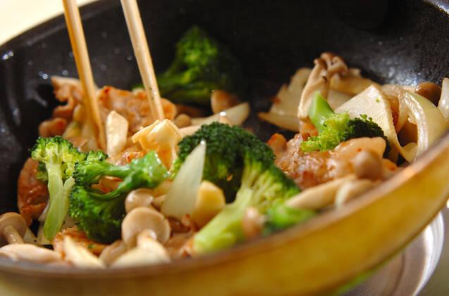 揚げご飯のあんかけの作り方の手順9