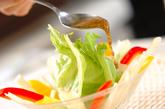 パプリカのサラダの作り方1