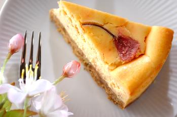 SAKURAのチーズケーキ