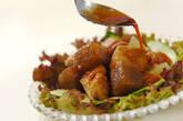 鶏照り焼きのサラダ仕立ての作り方9