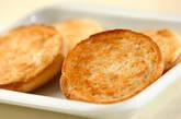 カリッとガーリックトーストの作り方2