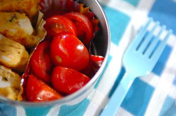 プチトマトマリネ