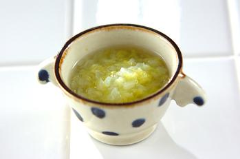 白菜のトロトロ煮