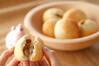 もちもち豆パン