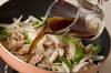 豚肉の甘酢炒めの作り方の手順4