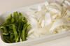 豚肉の甘酢炒めの作り方の手順2