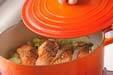 鮭と野菜の蒸し煮の作り方8