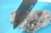 レンコンのエビはさみ揚げの作り方の手順2