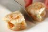レンコンのエビはさみ揚げの作り方の手順8
