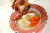 新玉ネギのコンソメ蒸しの作り方6