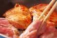 鶏の照り焼きの作り方5