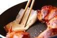 鶏の照り焼きの作り方6