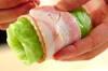 ロールキャベツのコンソメ煮の作り方の手順5