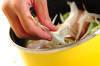 ロールキャベツのコンソメ煮の作り方の手順6