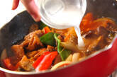 揚げサバの甘酢炒めの作り方10