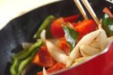 揚げサバの甘酢炒めの作り方8