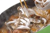 イワシの梅風味煮の作り方3