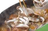 イワシの梅風味煮の作り方7