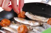 イワシの梅風味煮の作り方5