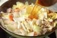 カレーとろみ八宝菜の作り方2
