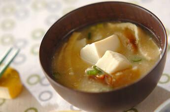 豆腐のみそ汁