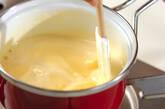 プリンチョコアイスの作り方4