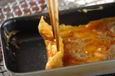 青のりの香りの卵焼きの作り方2