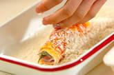 豚肉のチーズロールカツの作り方8