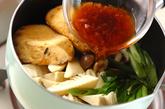 ひりょうずとタケノコの梅煮の作り方2