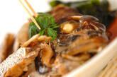 鯛のアラ炊きの作り方7