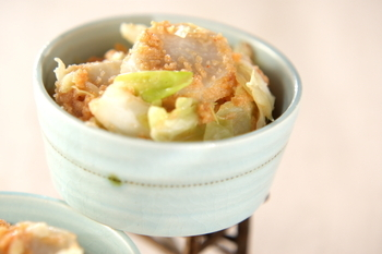里芋のマヨ明太サラダ