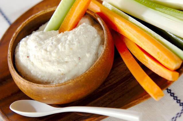 基本の豆腐マヨネーズの作り方