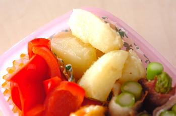 スパイス粉ふきイモ