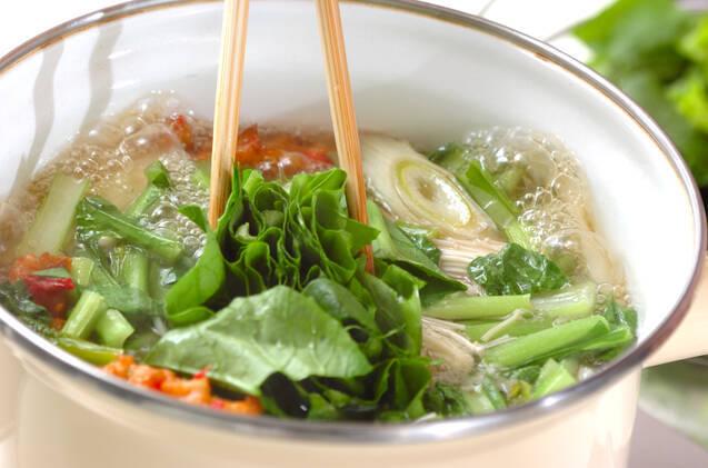 長芋のサッと煮の作り方の手順7