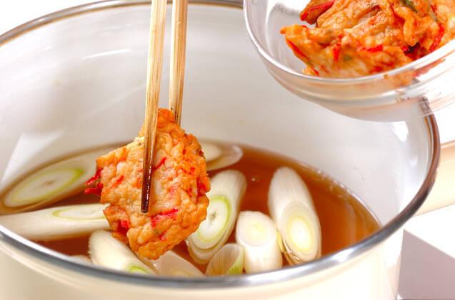 長芋のサッと煮の作り方の手順6