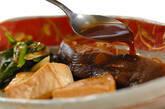 カレイと豆腐の煮物の作り方6
